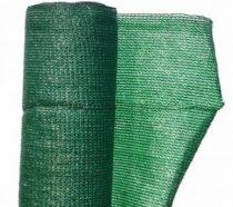 Árnyékoló háló - zöld