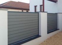 WPC dupla széles kerítés elem  - ARD PMP