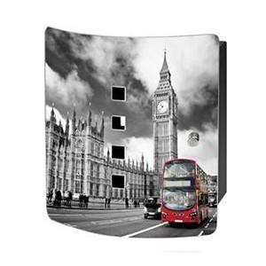 Fali kulcstároló szekrény - London Big Ben