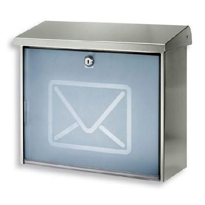 Letter inox postaláda