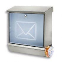 Letter Set inox postaláda