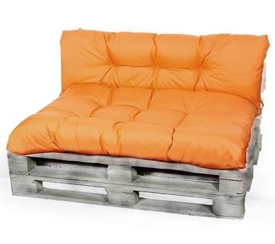 Raklap bútor párna szett - HUPIS  ülő és háttámla párna - kültér