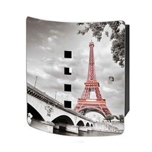 Fali kulcstároló szekrény - Párizs