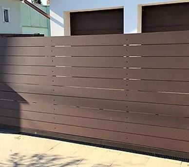 WPC kerítés  - Quick