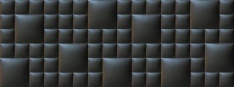 Kerma falvédő 29 fekete