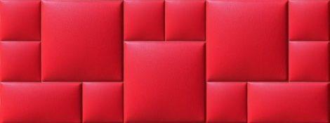 Kerma falvédő 57 piros