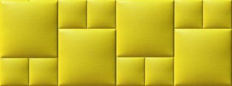 Kerma falvédő 73 sárga