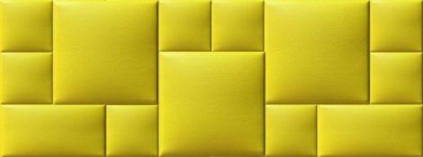 Kerma falvédő 74 sárga