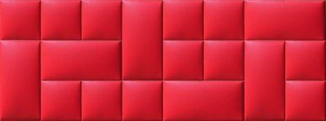 Kerma falvédő 8 piros